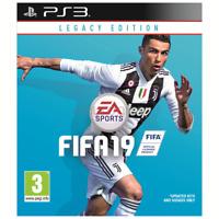Fifa 19 Ps3 español/multilanguages Legacy edition