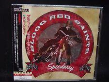 BLOOD RED SAINTS Speedway + 1 JAPAN CD In Faith Angels Or Kings Harem Scarem Gar