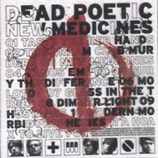CD Dead Poetic NEW Medicines cristiano-METAL NUOVO & OVP Solid State Records
