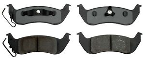 Enhanced Performance Police, Semi-Metallic fits 2005-2011 Mercury Grand Marquis