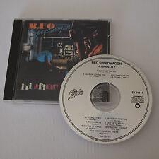 1980 Reo Speedwagon - Hi Infidelity CD - EK 36844 - Epic Records - Japan Press