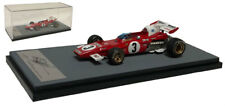 Tameo SLK116B Ferrari 312 B2 #3 3rd Dutch GP 1971 - Clay Regazzoni 1/43 Scale