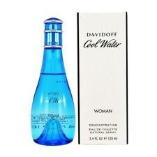 Davidoff Cool Water 3.4 oz / 100 ML Eau De Toilette For Women*White Box*