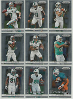 2013 Panini Prizm Miami Dolphins Team Set 12 Cards W/ Rookie RCs