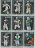 2013 Panini Prizm Miami Dolphins Team Set 12 Cards W/ Rookie RCs