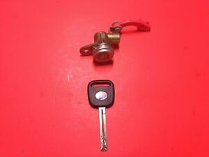 1999-2003 LEXUS RX300 DRIVER FRONT LEFT DOOR LOCK CYLINDER W KEY USED OEM!