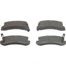 Disc Brake Pad Set-GT Rear Wagner QC325