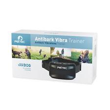 PetTec Antibark Vibra Trainer Advance Antibell Erziehungshalsband mit automatisc
