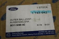 1743642 Ball Joint new genuine Ford part