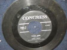 """Linda Scott """"Town CrierYessiree"""" 45"""