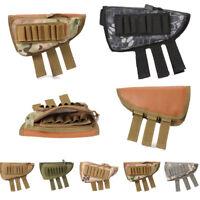 Ammo Wallet Pouch Bullet Holder Nylon Cartridges Gun Hunting Bag