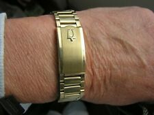 Bulova Accutron watch bracelet