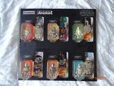 Kubrick unbreakable Star Wars Boba Fett Collectors Edition Limited