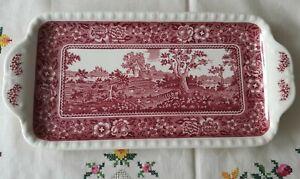 ⭐ Villeroy&Boch ⭐ Rusticana rot  Kuchenplatte