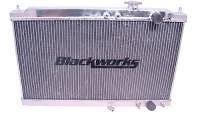 BLACKWORKS BWR ALUMINUM RACING RADIATOR FOR 94-01 ACURA INTEGRA W/ MANUAL TRANS