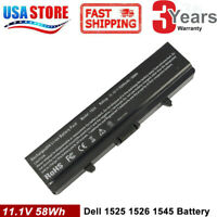 5.2A Battery for Dell Inspiron 1525 1526 1545 1546 GW240 RN873 X284G M911G HP297
