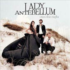 Own the Night by Lady Antebellum (CD, Sep-2011, Capitol)