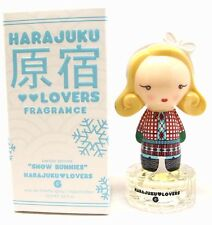 HARAJUKU LOVERS SNOW BUNNIES G MINI PERFUME EDT .33 OZ 10 ML GWEN STEFANI LTD ED