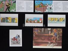 LOT HERGE ESTEVE FORT TINTIN Bar (296)
