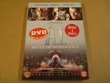 2-DISC LIMITED EDITION DVD / A.I. ARTIFICIAL INTELLIGENCE ( JUDE LAW... )