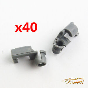 40 Tailgate Repair Clips Fit 3/16 Rod CHEVY GMC & Most General Motors 1981-1998