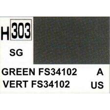 H303 Vert FS34102 satiné Gunze 10ml