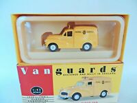 VANGUARDS MORRIS MINOR VAN AUTOMOBILE ASSOCIATION MINT MODEL  BOXED.