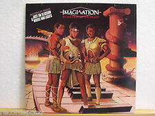 ★★ LP - IMAGINATION - In The Heat Of The Night - Gatefold (Lyrics) - 1982