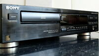 SONY CDP Tube (Valve) CD Player | Monica DAC dual mono | 4x TDA 1545