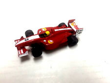 AFX HO scale red Mega G+ slot car #3 Formula One Infinity Racing Raceway