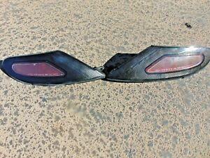 1990-93 Toyota Celica ST184 Front Side Bumper Corner Marker Lights LH & RH Both