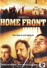 NEW Sealed Christian Drama WS DVD! Home Front (Seth Adiar, Jeremiah Johnson)