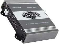Pyramid PB715X Classic 2 Channel 1000 Watt Amplifier