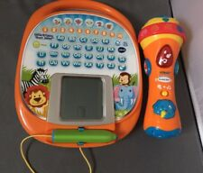 VTech Write and Learn Touch Tablet & Sing & Learn Musical Mic