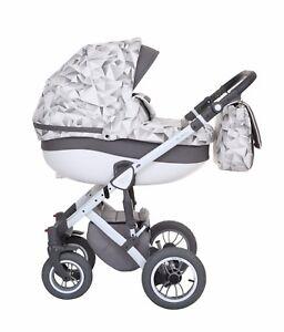Kombi Kinderwagen 3in1 2in1 Baby Merc Faster Style3 Sportwagen Autositz