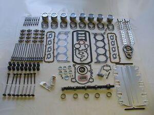 Deluxe Engine Rebuild Kit 61 62 63 Buick Special Skylark 215 V8 4bbl carburetor