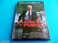 EN LA LINEA DE FUEGO - Clint Eastwood - Precintada