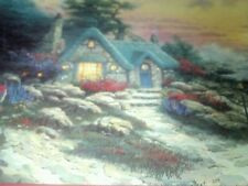 Cottage by the Sea Print by Thomas Kinkade in 11 x14 Matte