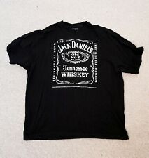 Official JACK DANIELS Old No.7 Tennessee Whiskey T-shirt Mens Size Large