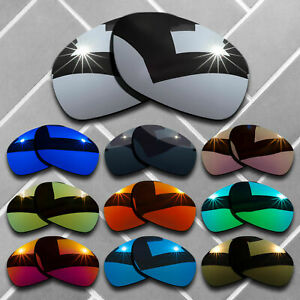 Polarized Replacement lenses for-Oakley Ten Anti-scratch Multiple Choices