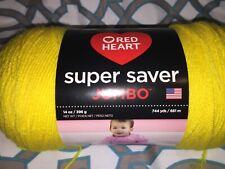 Red Heart Super Saver Jumbo Yarn