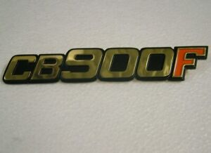 CB900F Side Cover Badge for HONDA CB 900F 1979 Brand New Metal Emblem HS18