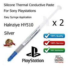 2 x High Quality Silver Grey Thermal Heatsink Paste Grease for Playstations