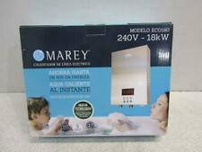 Marey ECO180 220V Residential Mulitple Points of Use Tankless Water Heater