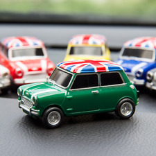 New mini cooper car model USB2.0 16GB flash drive memory stick pen drive Green