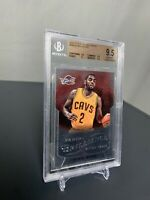 KYRIE IRVING 2012 Prizm Panini Brilliance BGS GEM MINT 9.5