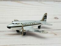 """Matchbox Skybusters Airliner 2003 Mattel Inc Die-Cast 4"""" Cairo Express Rare"""
