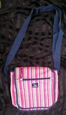 Novo Norkisk diabetic health satchel bag waterproof inner pink hardly used