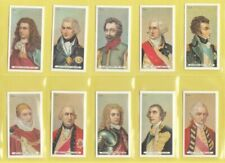 Complete/Full Sets Exploration/Empire Collectable Will's Cigarette Cards