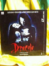 DRACULA LASER DISC di Bram Stoker Francis Ford Coppola laserdisc